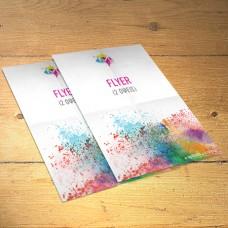 Φυλλάδιο Flyer (2 όψεων)