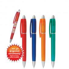 Διαφημιστικό στυλό Πλαστικό