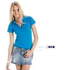 Διαφημιστική Μπλούζα Κοντομάνικη POLO B&C